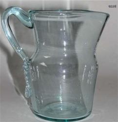 19th Century NYS Creamer