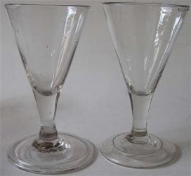 Pair of 18th Century Wines