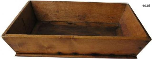 19th Century Apple Box