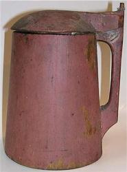 Early Wooden Tankard