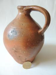 Small Decorated New Jersey Jug