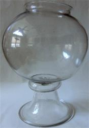 Victorian Fish Bowl or Leech Jar