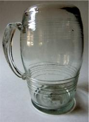 Barrel Shaped 18th Century Tankard