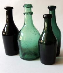 Early American Ale Bottle