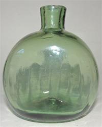 18th Century Colonial American Pocket Bottle
