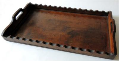 Uncommon 18th-19th Century Serving Tray