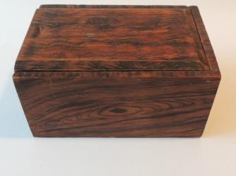 Sweet Little Original Grained Candle Box