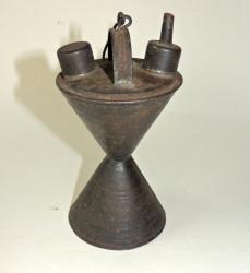 Sand Weighted Oil Lamp