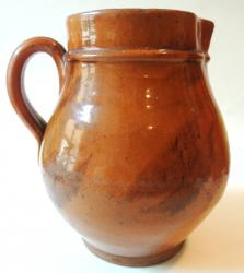 Redware Cream Jug