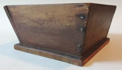 19th Century Diminutive Apple Box