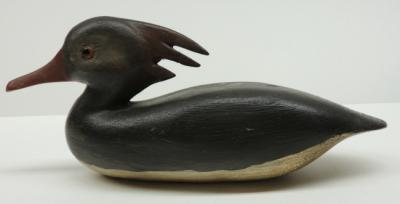 Signed Chris Sprague Miniature Merganser