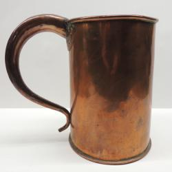 Large Colonial American Tankard